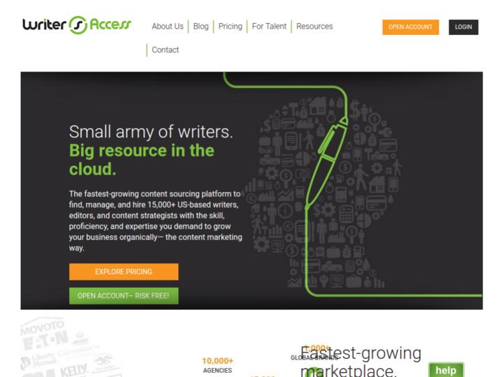 WriterAccess.com, Inc. on 10Hostings