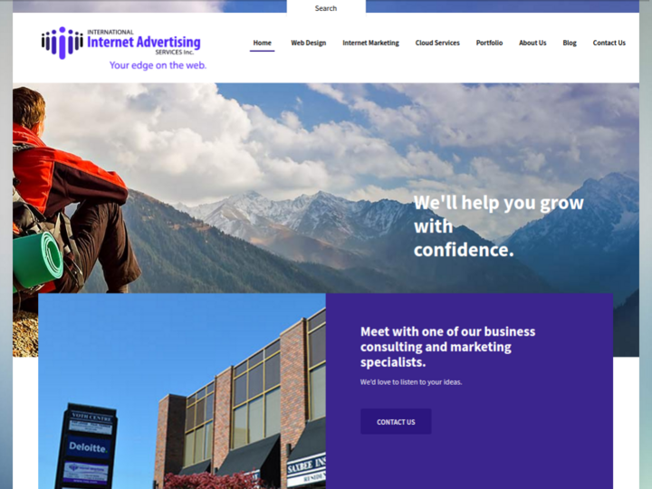 International Internet Advertising Services. on 10Hostings