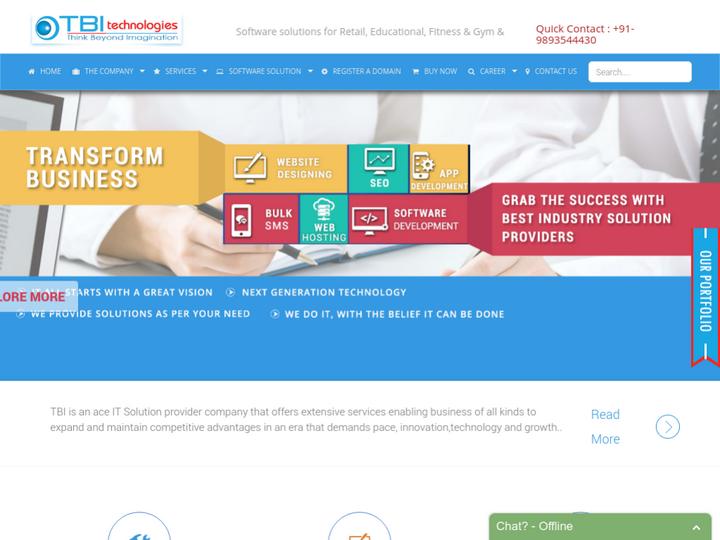 TBI Technologies on 10Hostings