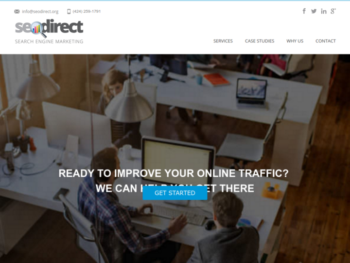 SEO Direct Inc on 10Hostings