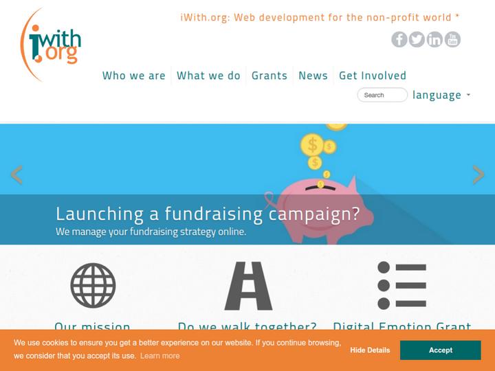 iWith org on 10Hostings