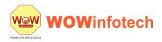 WOWinfotech Top Rated Company on 10Hostings