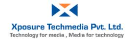 Xposure Techmedia Pvt. Ltd. Top Rated Company on 10Hostings