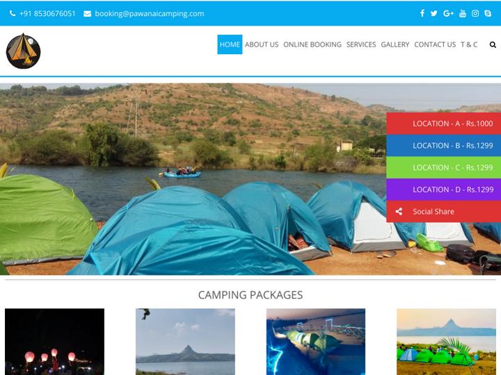 Pawanai Camping on 10Hostings