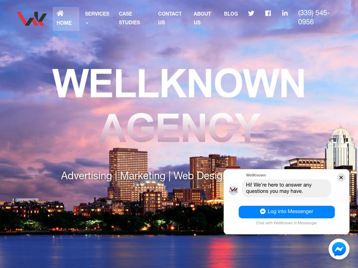 WellKnown Agency on 10Hostings