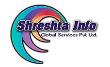 Shreshta Info Global Services Pvt Ltd Top Rated Company on 10Hostings