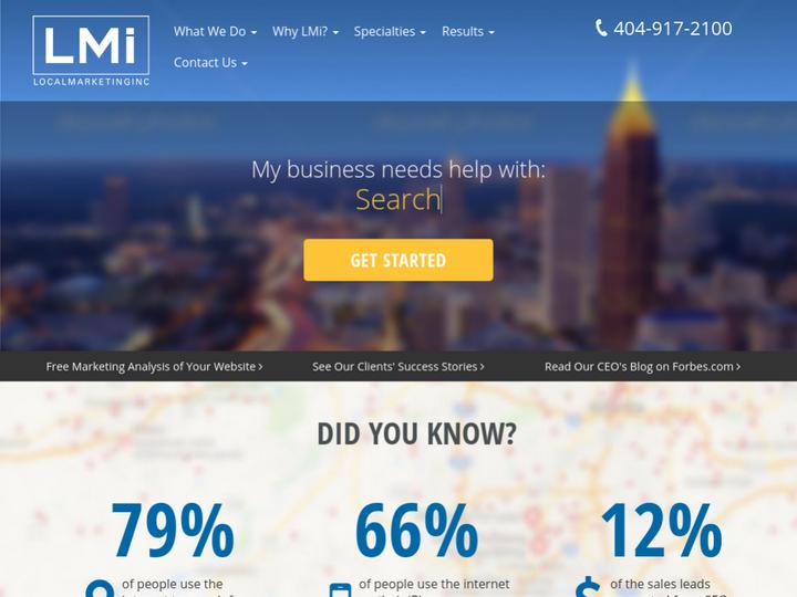 Local Marketing, Inc. on 10Hostings