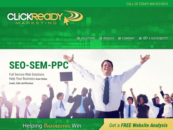 Click Ready Marketing on 10Hostings
