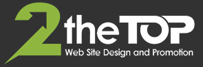 2theTop Web Site Design & Promotion Top Rated Company on 10Hostings
