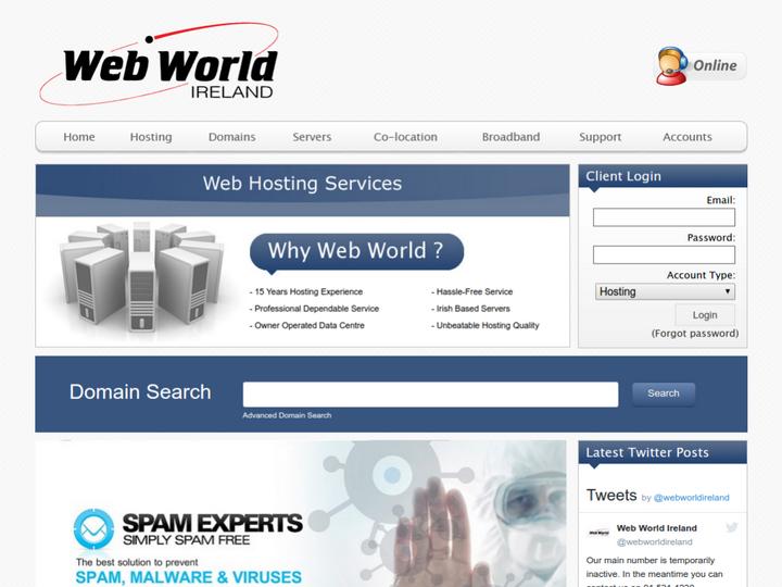 Web World on 10Hostings