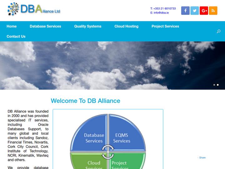 DB Alliance on 10Hostings