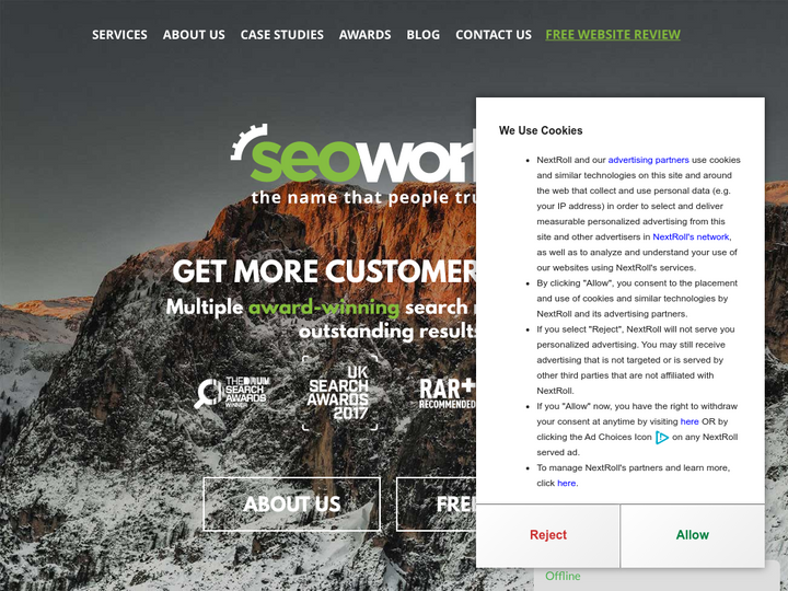 The SEO Works Ltd. on 10Hostings