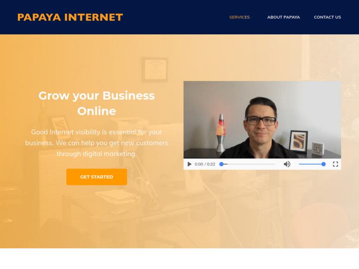 Papaya Internet, Inc on 10Hostings