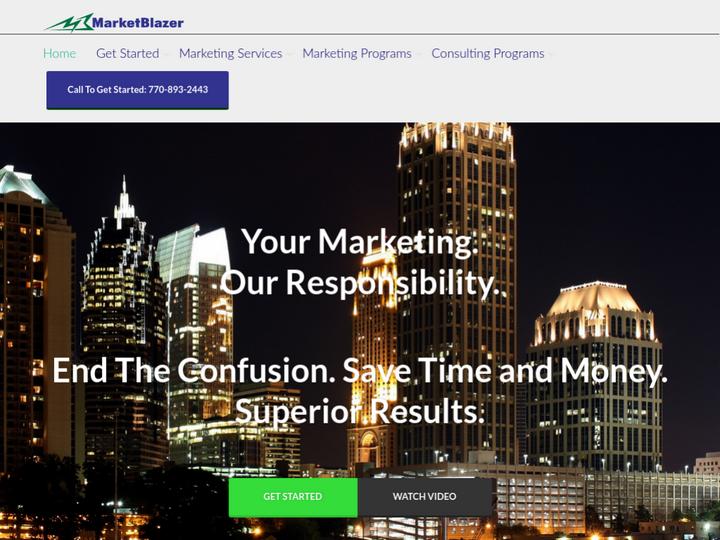 MarketBlazer, Inc. on 10Hostings