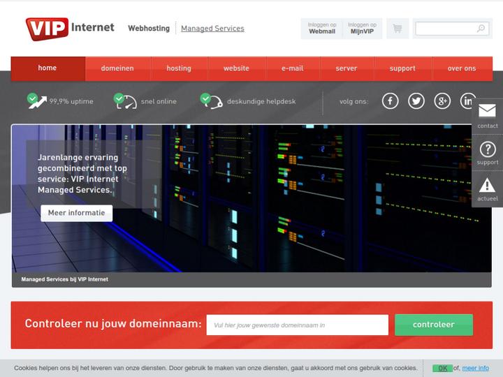 VIP Internet on 10Hostings
