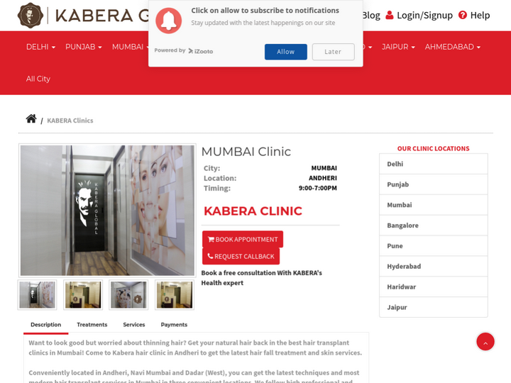 Kabera Global on 10Hostings