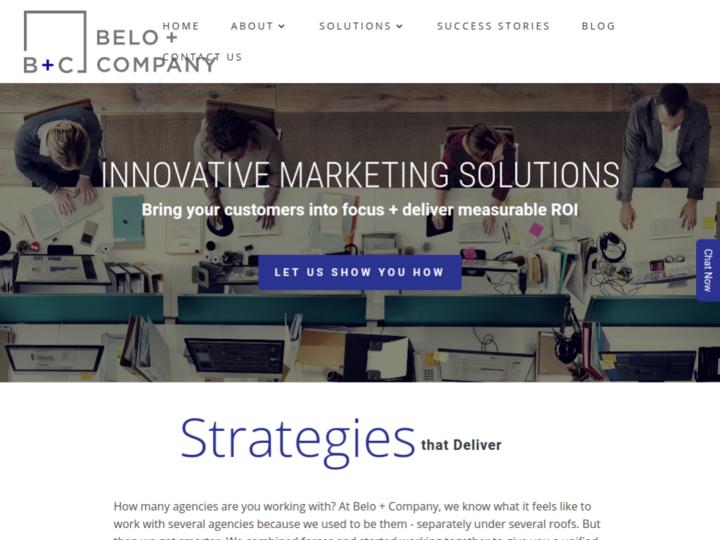 BELO + COMPANY on 10Hostings
