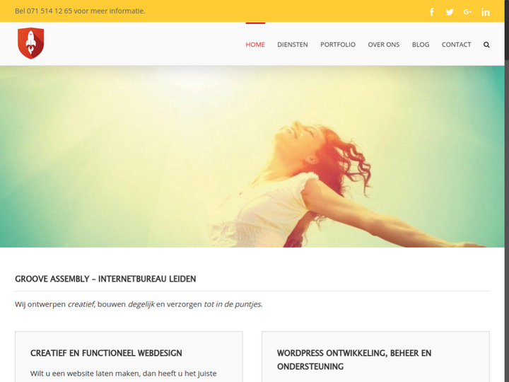 WebsiteNodig.nl on 10Hostings
