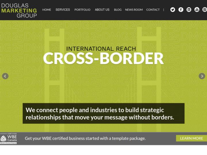 Douglas Marketing Group on 10Hostings