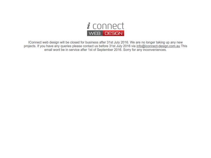 I Connect Web Design on 10Hostings