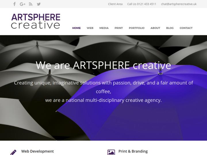 Artsphere Ltd on 10Hostings
