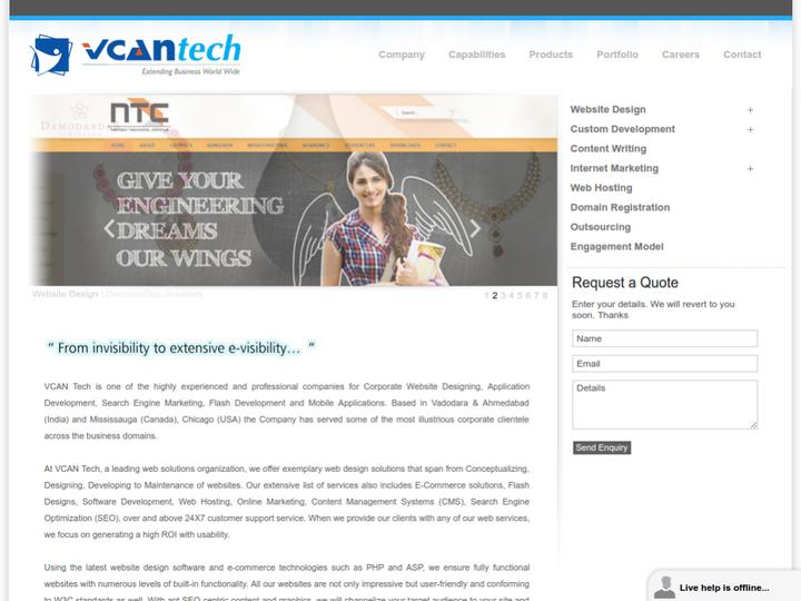 VCAN Technologies on 10Hostings