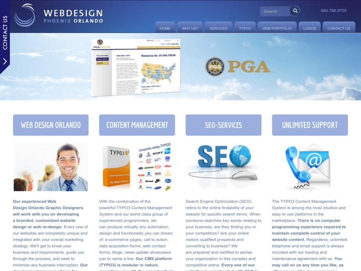 Web Design Orlando on 10Hostings