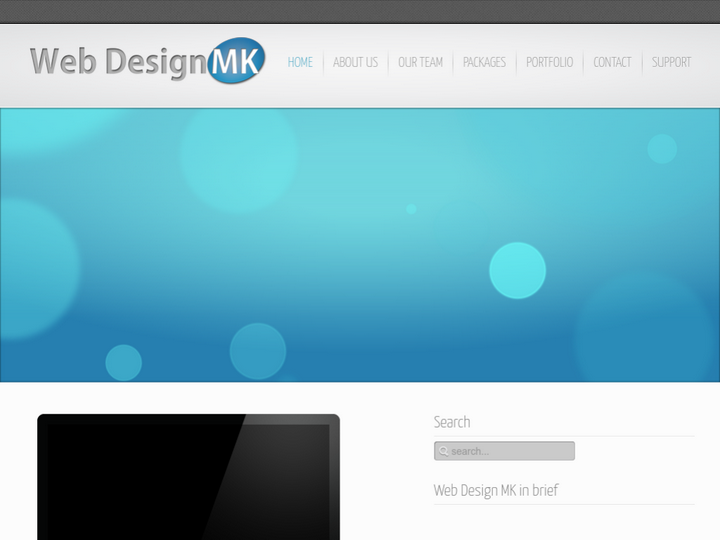 Web Design MK on 10Hostings