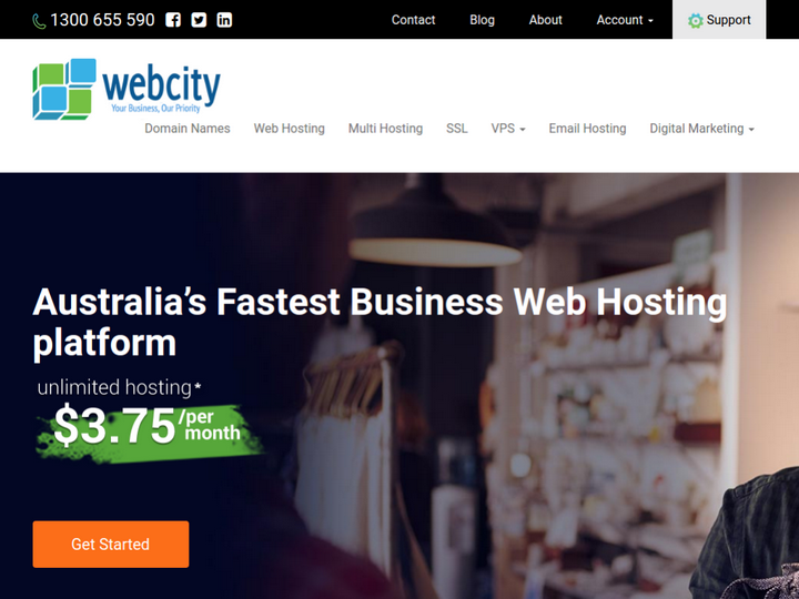 Webcity on 10Hostings