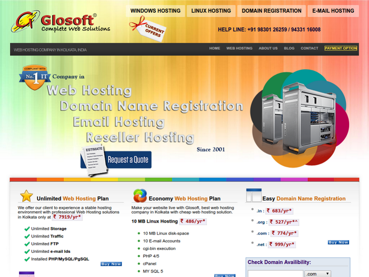 Glosoft on 10Hostings