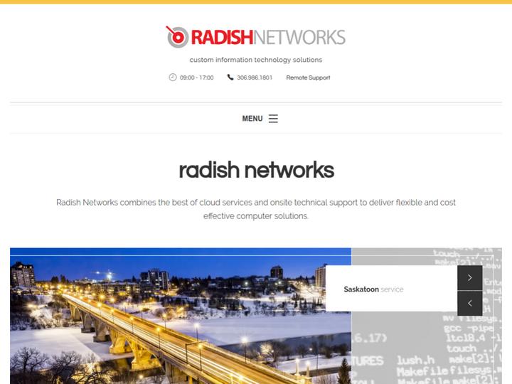 Radish Networks on 10Hostings