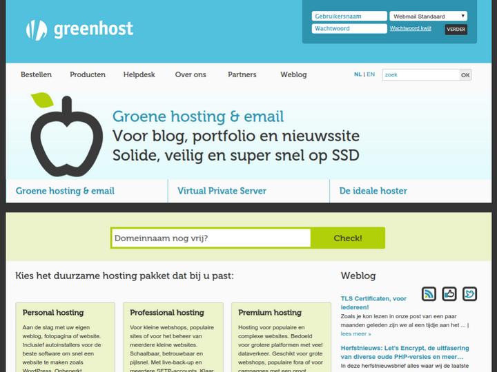 Green Host on 10Hostings