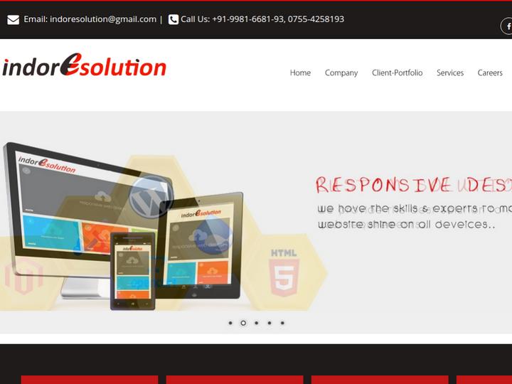 Indor E Solution on 10Hostings