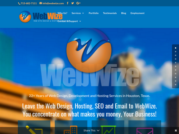 Web Wize on 10Hostings
