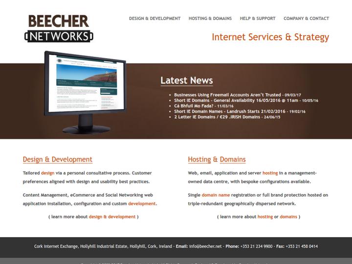 Beecher Networks on 10Hostings