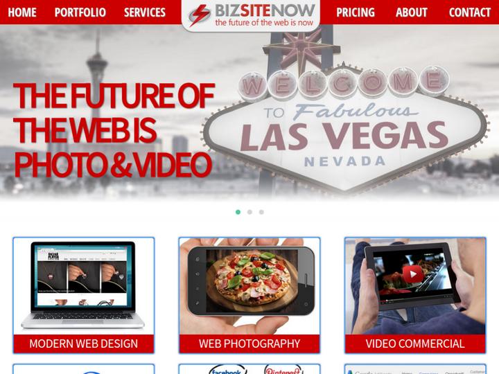 Biz Site Now on 10Hostings