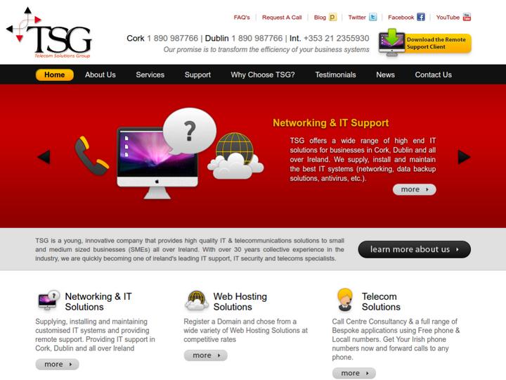 TSG on 10Hostings