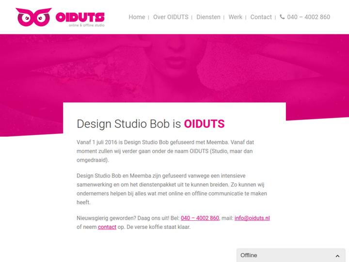 Design Studio Bob on 10Hostings