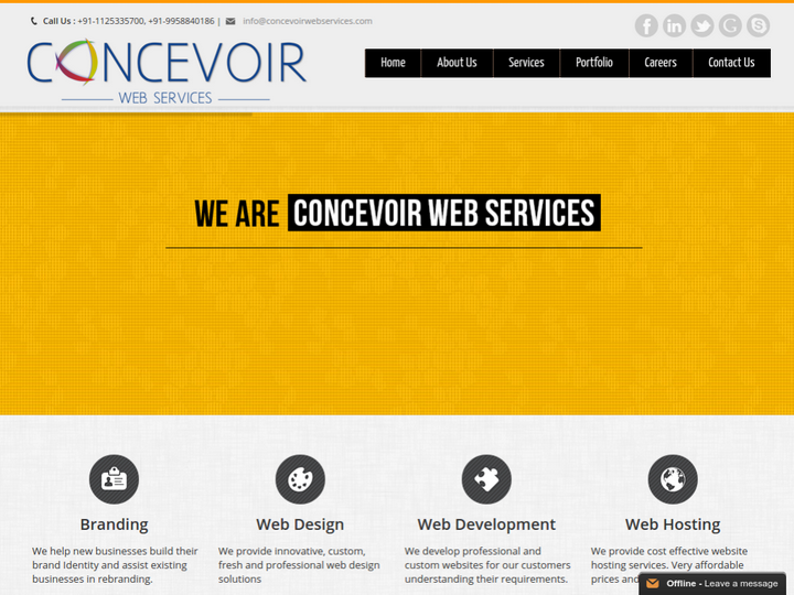 Concevoir Web Services on 10Hostings