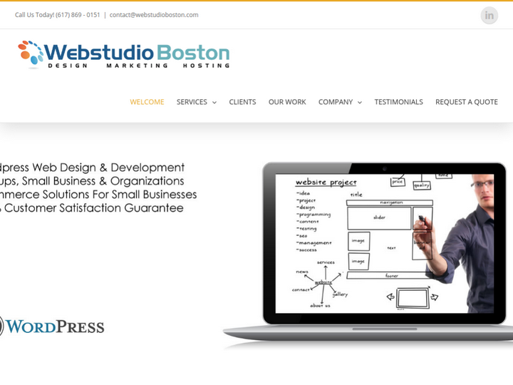 Webstudio Boston on 10Hostings