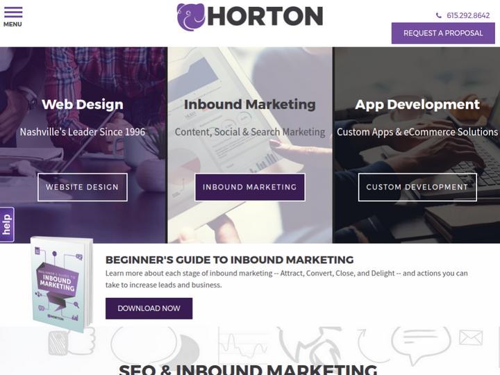 Horton Group on 10Hostings