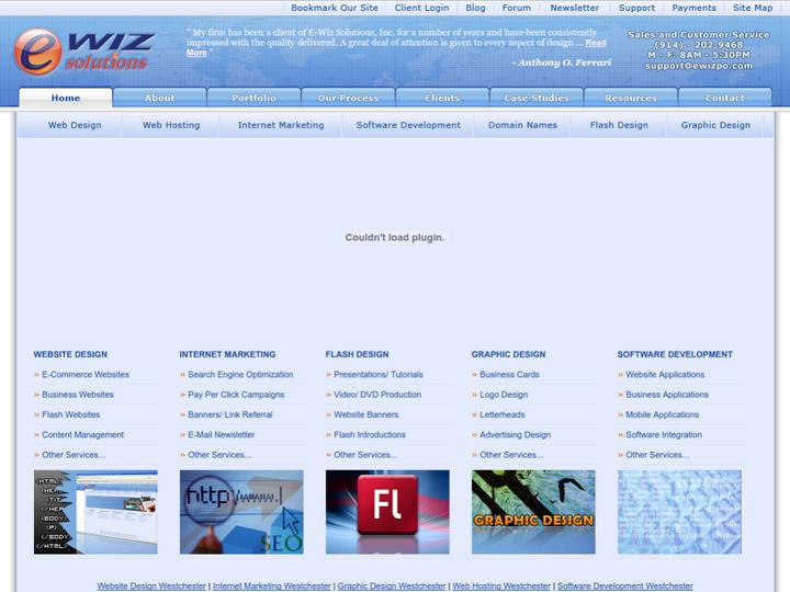 E-Wiz Solutions on 10Hostings