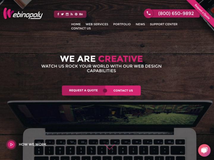 Webinopoly Inc on 10Hostings
