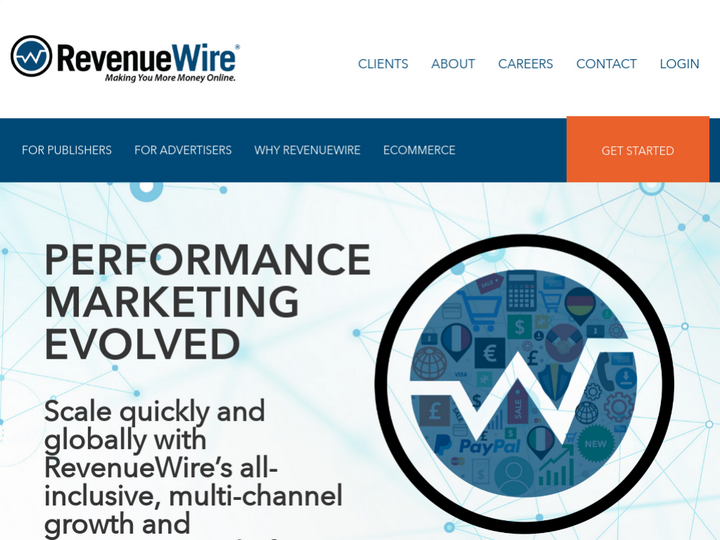 RevenueWire on 10Hostings