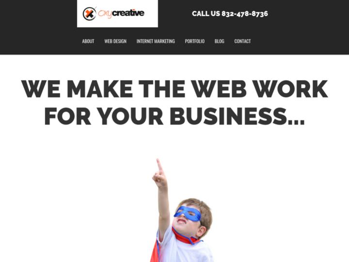 OXY Creative Inc on 10Hostings