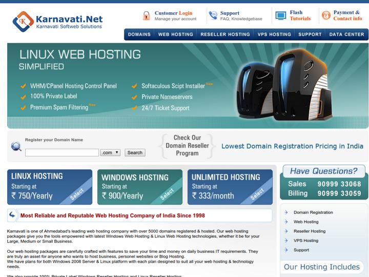 Karnavati Softweb Solutions on 10Hostings