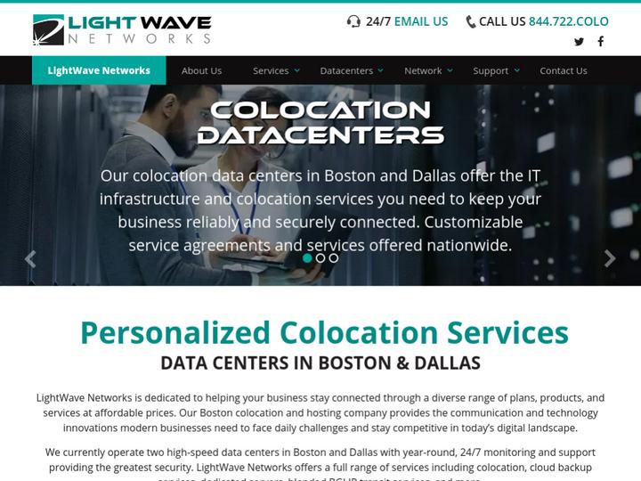 LightWave Networks Inc on 10Hostings