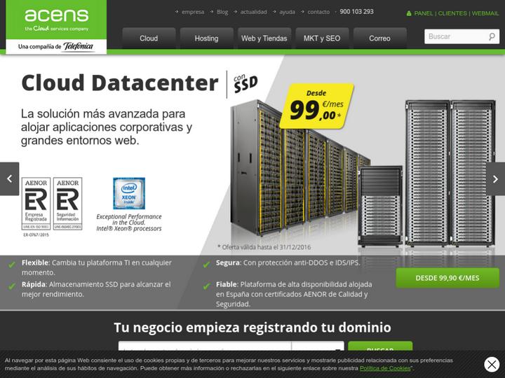 Acens Technologies on 10Hostings