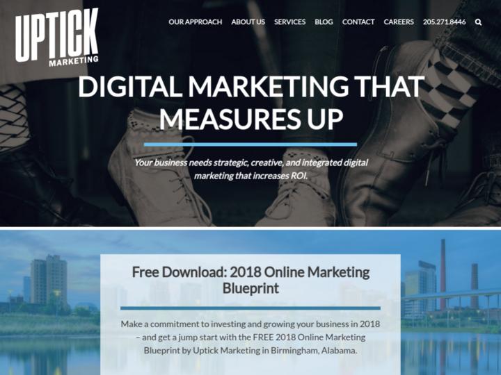 Uptick Marketing on 10Hostings