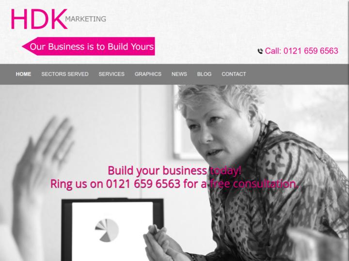 HDK Marketing on 10Hostings
